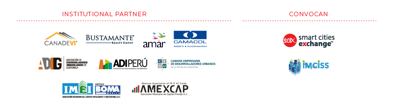 Institutional Partners - Canadevi, Bustamante Reality Group